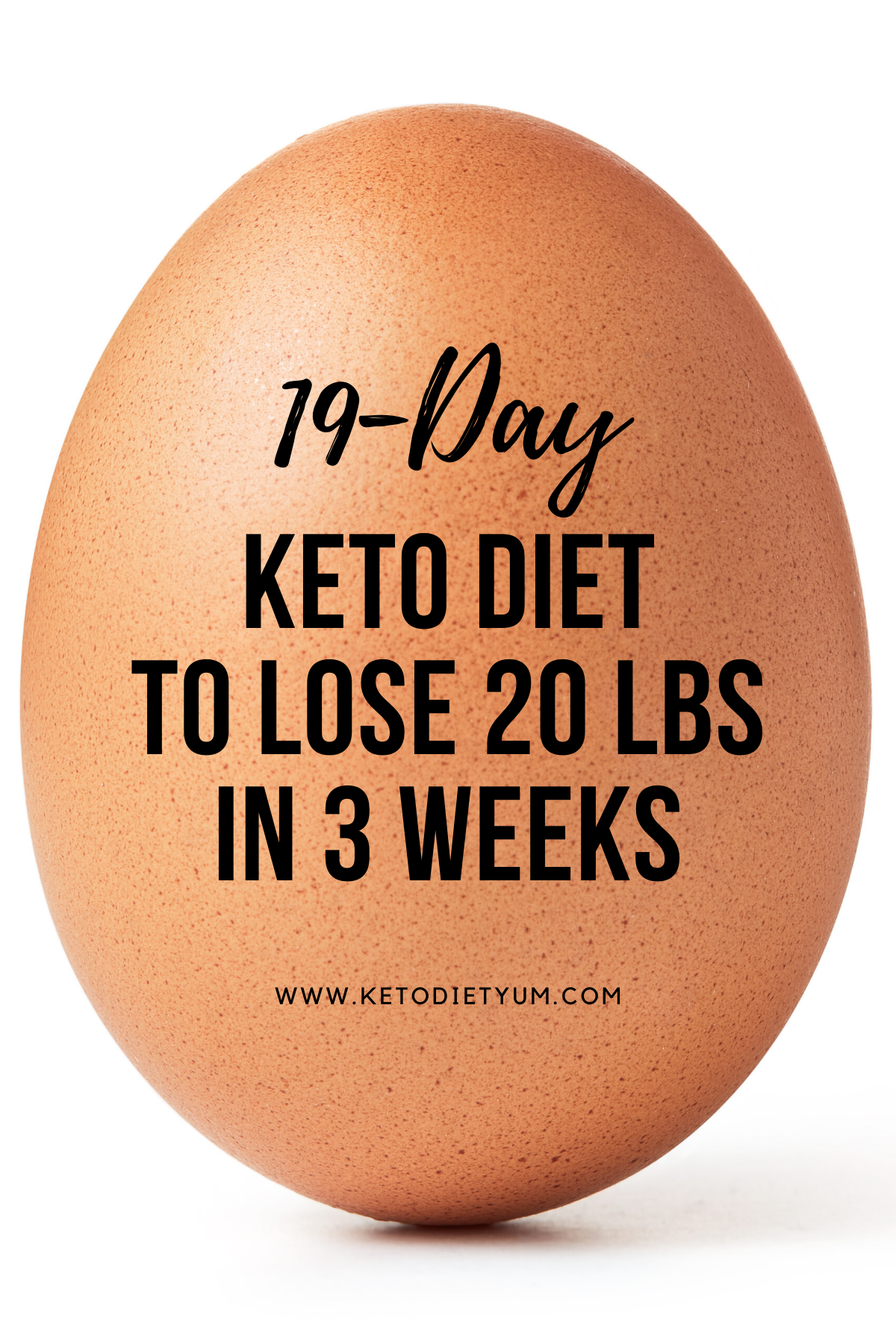 Looking for a simple, easy ketogenic diet meal plan to start? Here's a 19-day low-carb keto diet plan with recipes, tips and tricks to help you reach ketosis, lose weight and burn 10lbs of fat in 1 week. #ketodiet #loseweight #ketogenicdiet